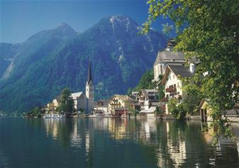 Tour of Hallstatt from Salzburg