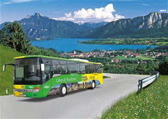 2-Day Salzburg Hop-On Hop-Off Bus Ticket