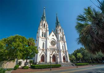 Savannah City - 360° Panoramic Tour