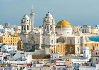 Jerez & Cádiz: Wine, Horses & Light Tour from Seville