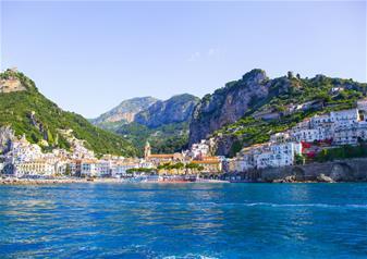Boat Tour of Positano and Amalfi Coast from Sorrento