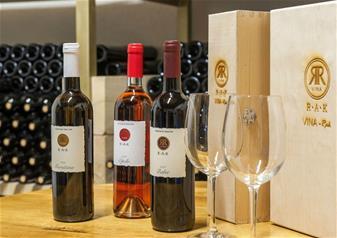 Exclusive Wine Tasting and National park Krka Waterfalls from Split