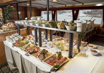 Brunch Cruise in Stockholm Archipelago
