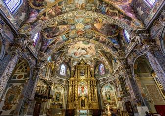 Valencia Holy Grail and Tourist Bus Tour