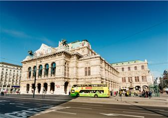 48-hours Hop-on Hop-off Bus Tour with Guided City Walk