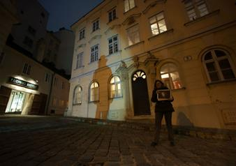"""Tour of """"The Third Man"""" Film Location from Vienna"""