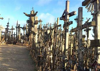 Private Tour to the Hill of Crosses