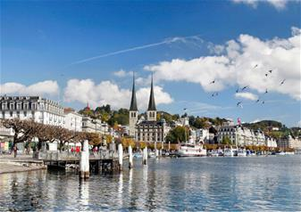 Full day trip to Lucerne from Zurich