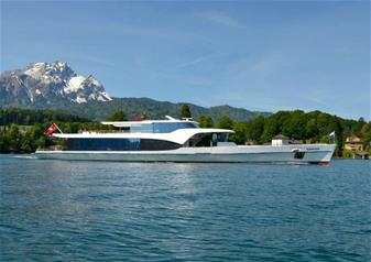 Full day trip to Lucerne with Yacht Cruise from Zurich