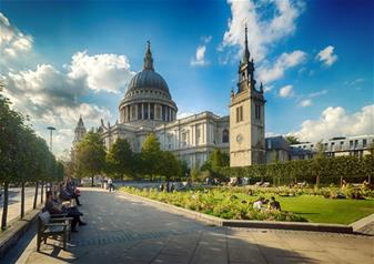 Half Day Tour of London with St Paul's Cathedral and Guard Change