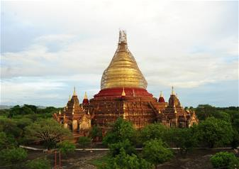 Bagan city tour in Myanmar (Burma) – Full day Tour