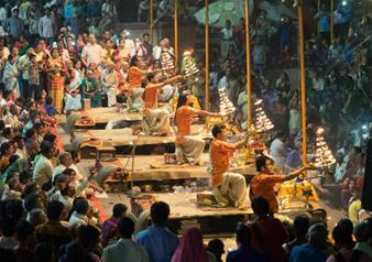 Varanasi-Allahabad-Varanasi 3 Days / 2 Nights