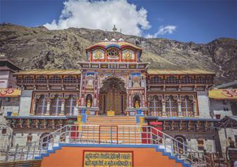 Badrinath-Kedarnath-Haridwar 8 Days / 7 Nights
