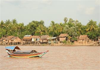 Boat Trip to Twantay from Yangon with Hotel Transfers – Private Tour