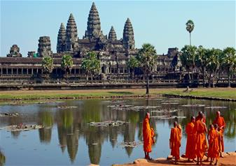 Full Day Angkor City Tour in Siem Reap