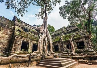 Full Day Angkor City Tour in Siem Reap - Private Tour