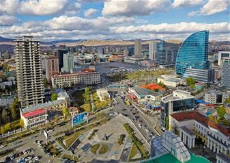 Full Day Guided City Tour of Ulaanbaatar including Lunch