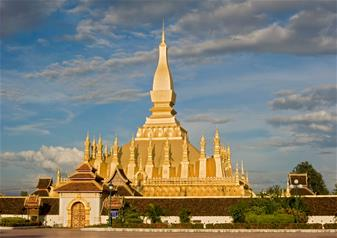 Half Day Tour of Luang Prabang with Hotel transfers – Private Tour