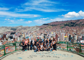 Half Day Tour to La Paz in Bolivia by Car