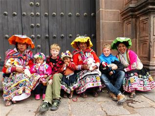 Machu Picchu Traditional Tour with Transfers service – 4 Nights and 5 Days Package