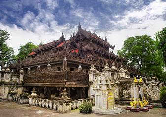 Mandalay City Tour In Myanmar (Burma) – Full day Tour