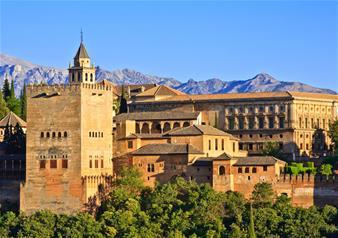 Granada Full Day Tour - Alhambra Palace & Generalife Gardens