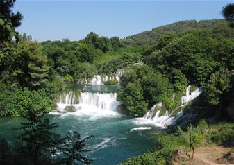Private Day Trip to National Park Krka from Dubrovnik