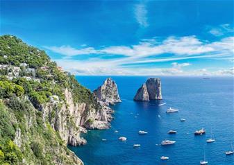 Capri Island Mini Cruise Tour with Guide